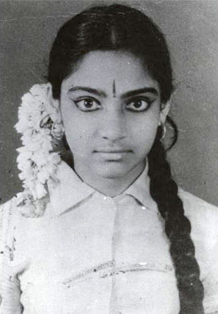 Maadhavi: 10 Years Old