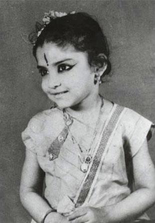 Maadhavi: 5 Years Old